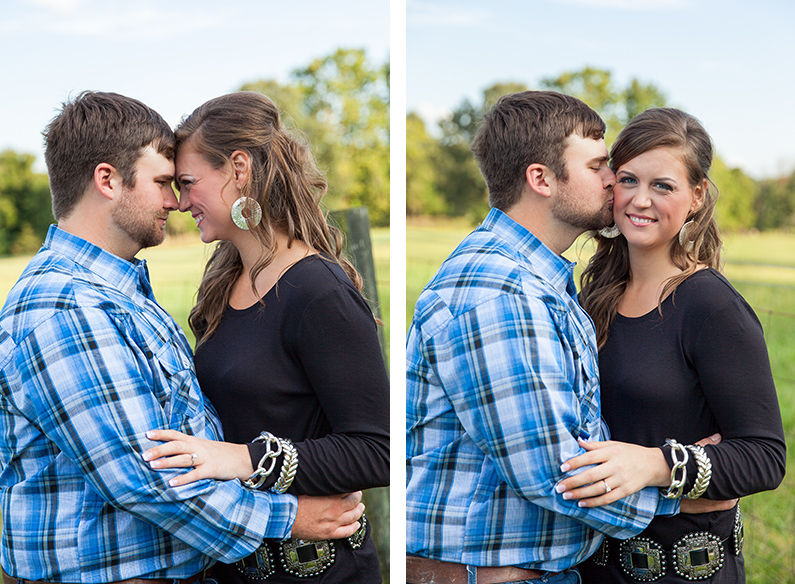 Engagement Photography Jackson TN
