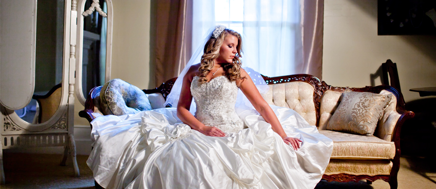 Bridal Photography Jackson TN