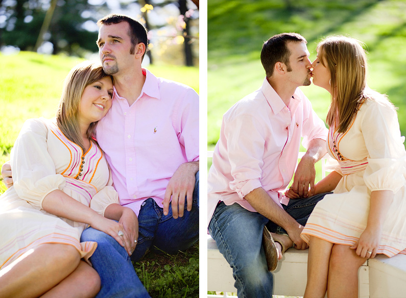 Engagement Photographers Jackson TN