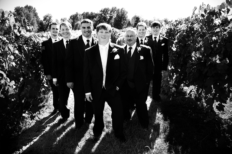 Wedding Photography Crown Winery Humboldt TN
